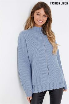 Fashion Union Oversized Jumper