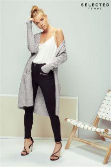 Selected Femme Long Cardigan