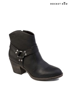 Rocket Dog Western Ankle Boot