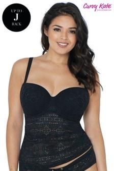 fab248c8f56 Buy Women s  s swimwear Swimwear Black Black Curvykate Curvykate ...