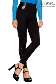 Star By Julien Macdonald Stud Leggings