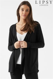 Lipsy Waterfall Front Cardigan
