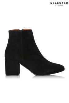 Selected Femme Suede Boots
