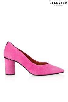 Selected Femme High Heel Courts