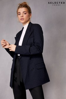 Selected Femme Long Sleeve Blazer