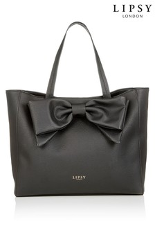 Lipsy Bow Shopper Bag