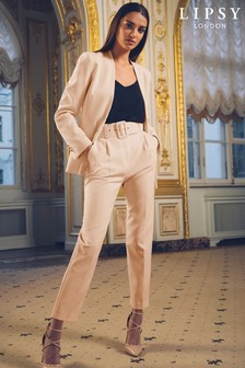 Lipsy Tailored Belted Trouser