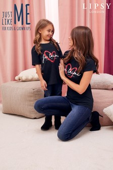 "Lipsy ""Je T'aime"" T-Shirt"