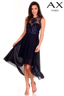 שמלת מתוכשטת של AX Paris