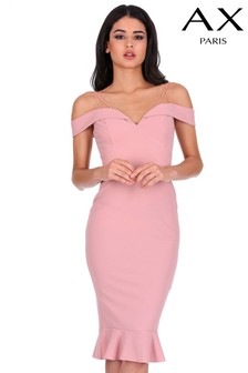 AX Paris Strappy Bodycon Midi Dress