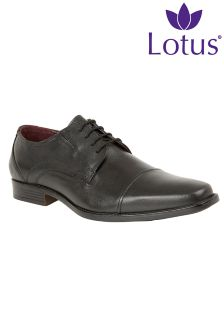 Lotus Formal Leather Shoes