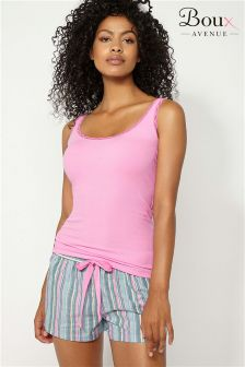 Boux Avenue Stripe PJ Set