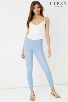 Lipsy Stella Pale Wash Jegging