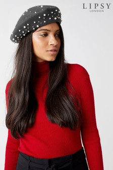 Lipsy Pearl Scatter Beret