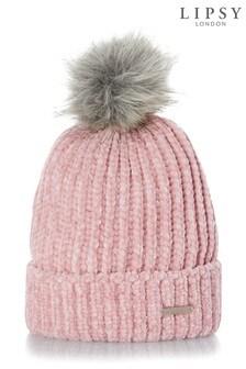 Lipsy Chenille Hat