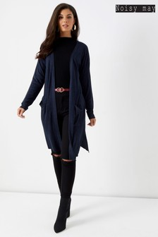 Noisy May Long Sleeve Knit Cardigan
