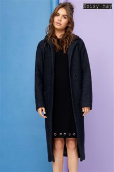 Noisy May Long Sleeve Coat
