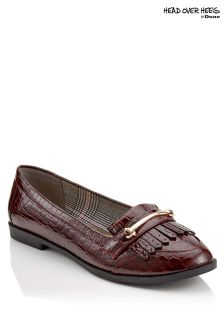 Head Over Heels Trim Loafers