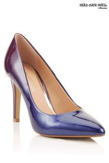 Head Over Heels High Pointed Court Shoes