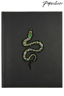 Paperchase Snake Printed Notebook