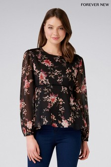 Forever New Petite Empire Line Blouse
