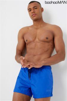 Boohoo Man Swim Shorts