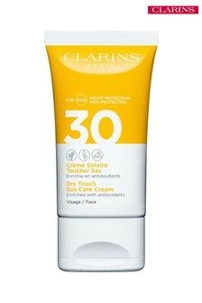 Clarins Dry Touch Sun Care Cream UVB/UVA 30 for Face 50ml