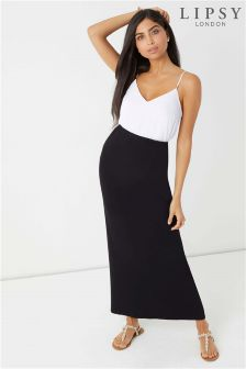 Lipsy Tube Maxi Skirt