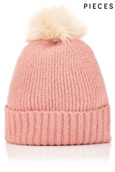 Pieces Pom Pom Hat