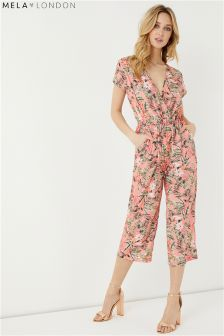 Mela London Tropical Jumpsuit