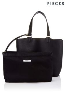 Pieces Tote Shopper Bag