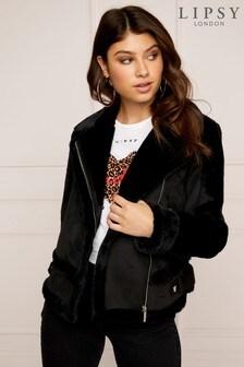 Lipsy Bonded Jacket