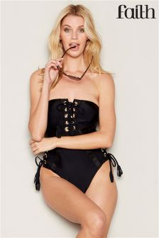 Faith Eyelet Swimsuit
