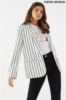 Vero Moda Striped Blazer
