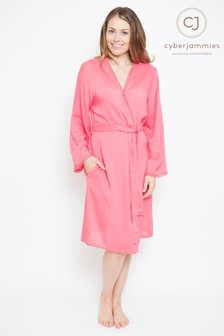 Buy Women s nightwear Nightwear Pink Pink Robes Robes from the Next ... a4a136ffc