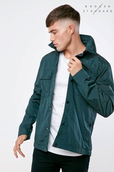 Broken Standard Overshirt Jacket