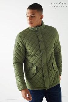 Broken Standard Quilted Jacket