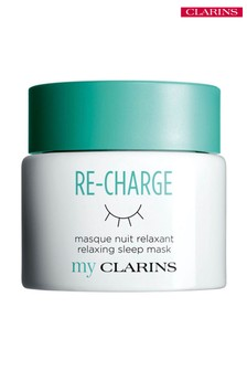 Clarins My Clarins RE-CHARGE Relaxing Sleep Mask for All Skin Types 50ml