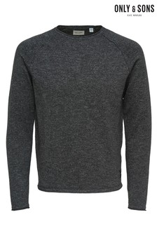 Only & Sons Crew Neck Knit Jumper