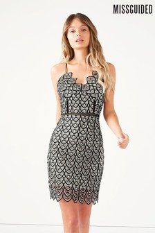 Robe Missguided courte