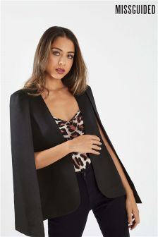 Missguided Cape Blazer