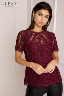Lipsy Lace VIP Top