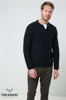 Threadbare Button Through Jumper