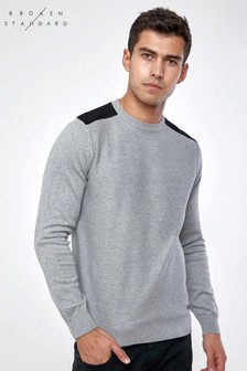 Broken Standard Knit Jumper