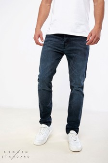Broken Standard Skinny Jeans