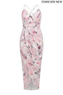 Платье макси с цветочным принтом Forever New