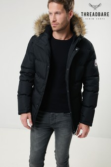 Threadbare Padded Jacket