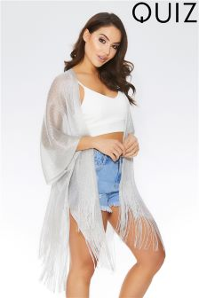 Quiz Lurex Kimono