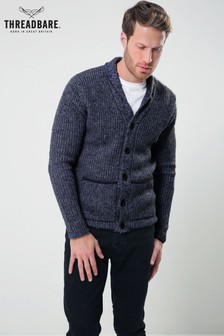 Threadbare Shawl Collar Cardigan