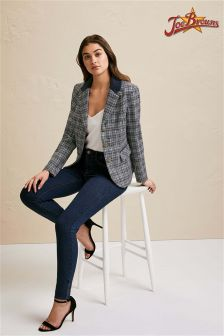 Joe Browns Check Short Jacket